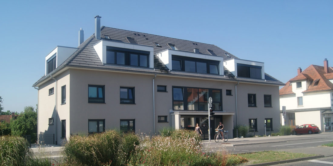 Mehrfamilienhaus Wollmatingerstrasse Konstanz