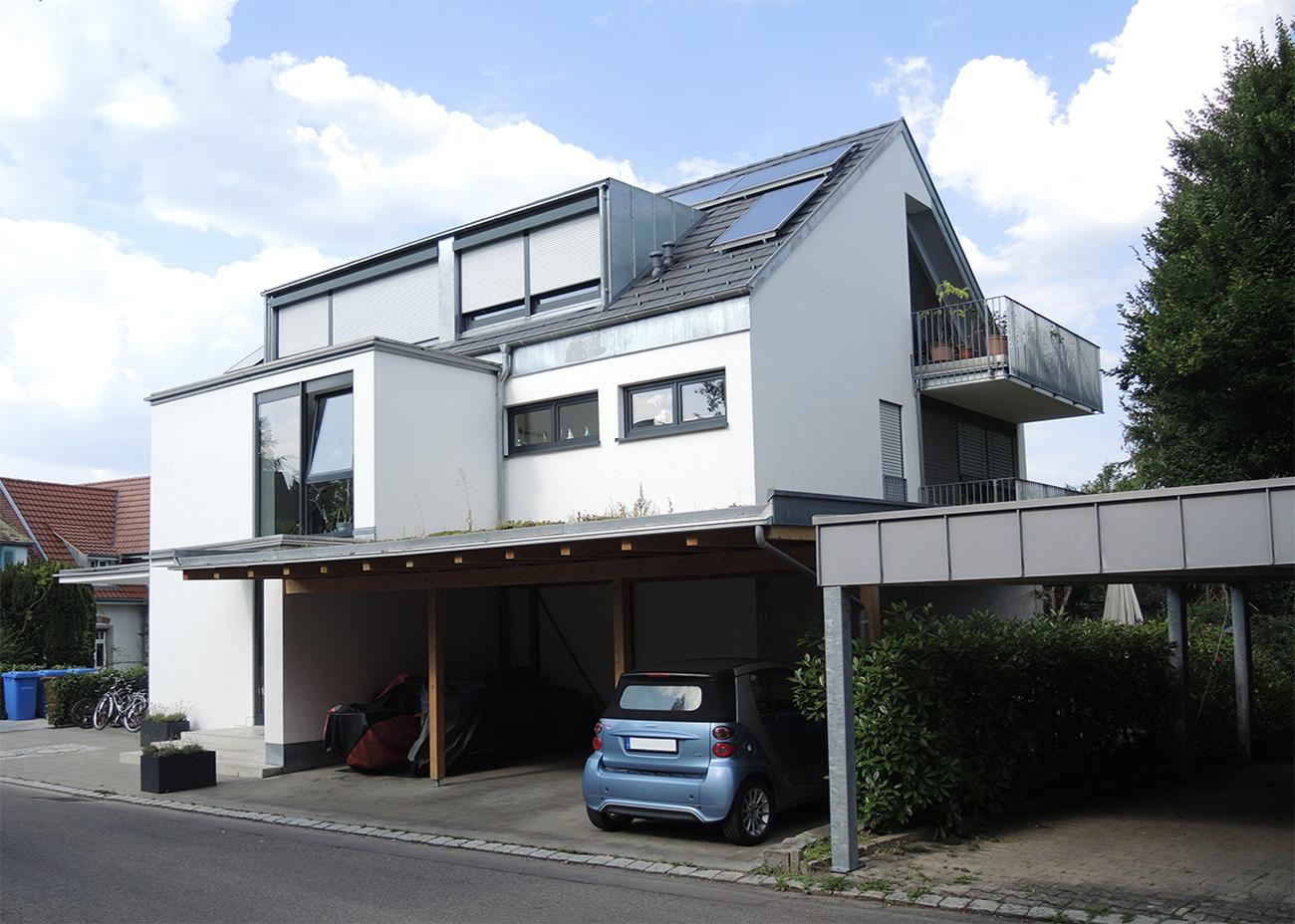 Mehrfamilienhaus Lorettosteig 48 Konstanz