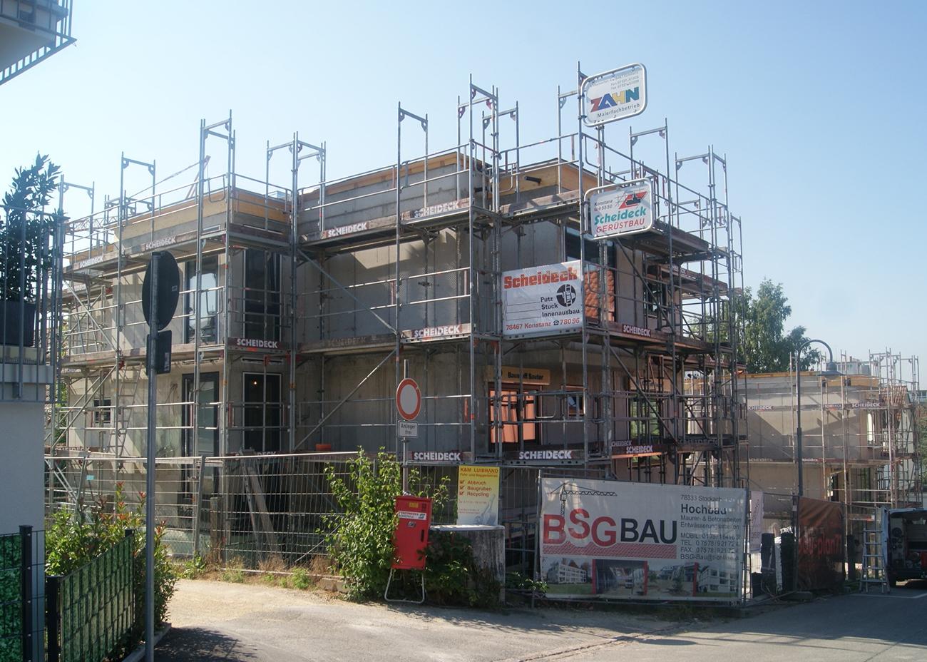 Mehrfamilienhaus Austrasse Konstanz