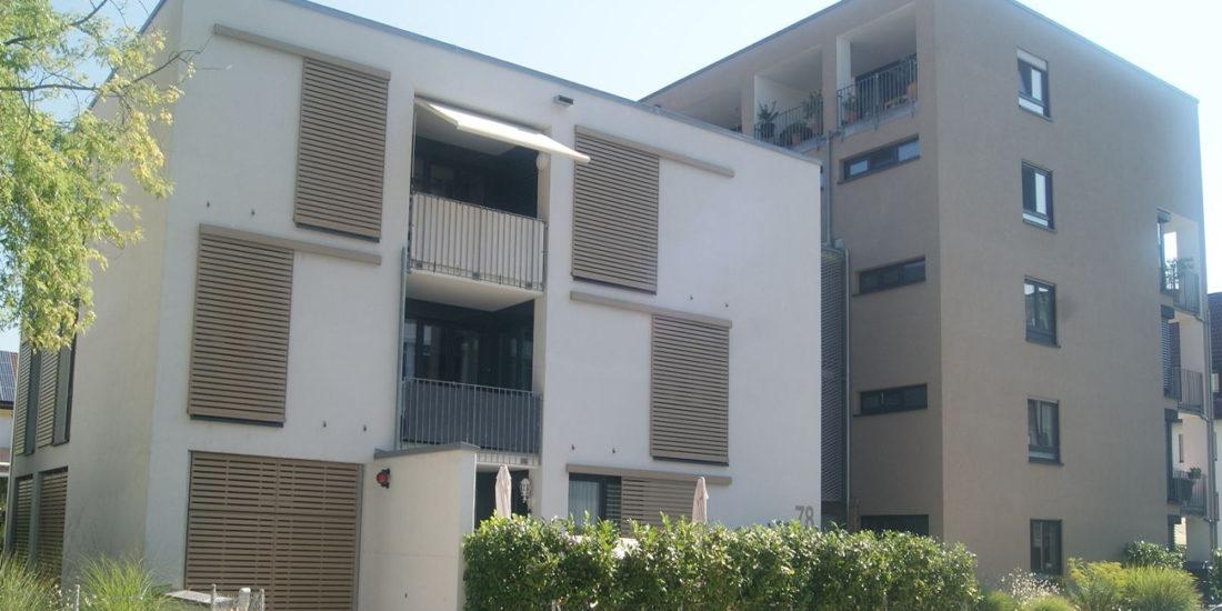 Mehrfamilienhaus Bücklestrasse Konstanz