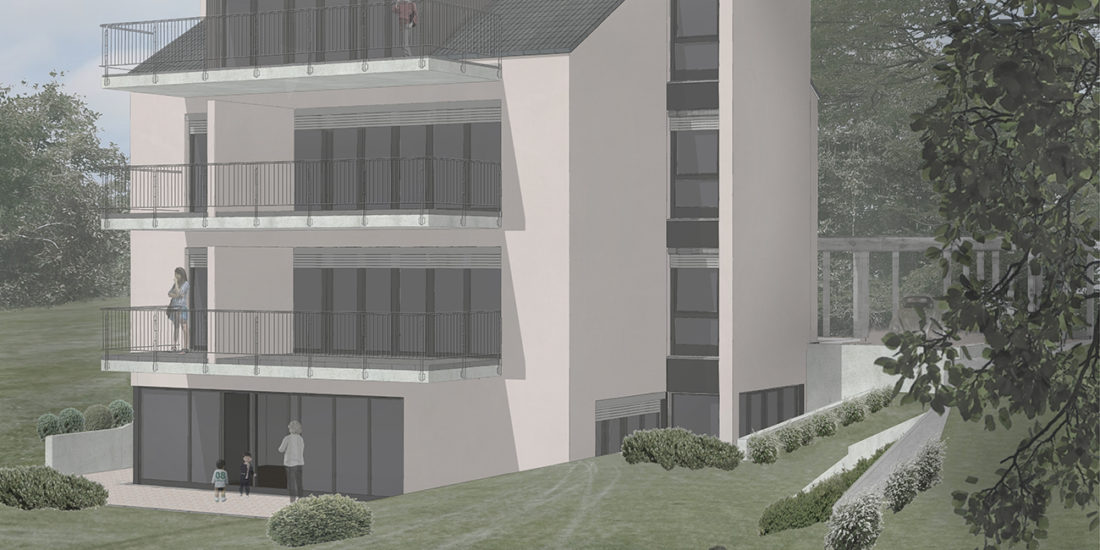 Mehrfamilienhaus Längerbohlerstrasse Konstanz