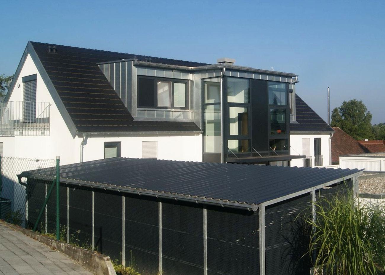 Neubau Mehrfamilienhaus Pirminweg 6, Konstanz