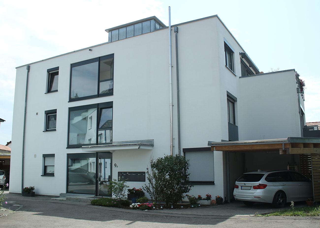 Neubau Mehrfamilienhaus Radolfzeller Straße 9b, Konstanz